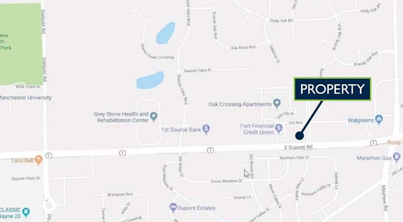 Bradley Company Closes Deal for Commercial Land on Dupont Road