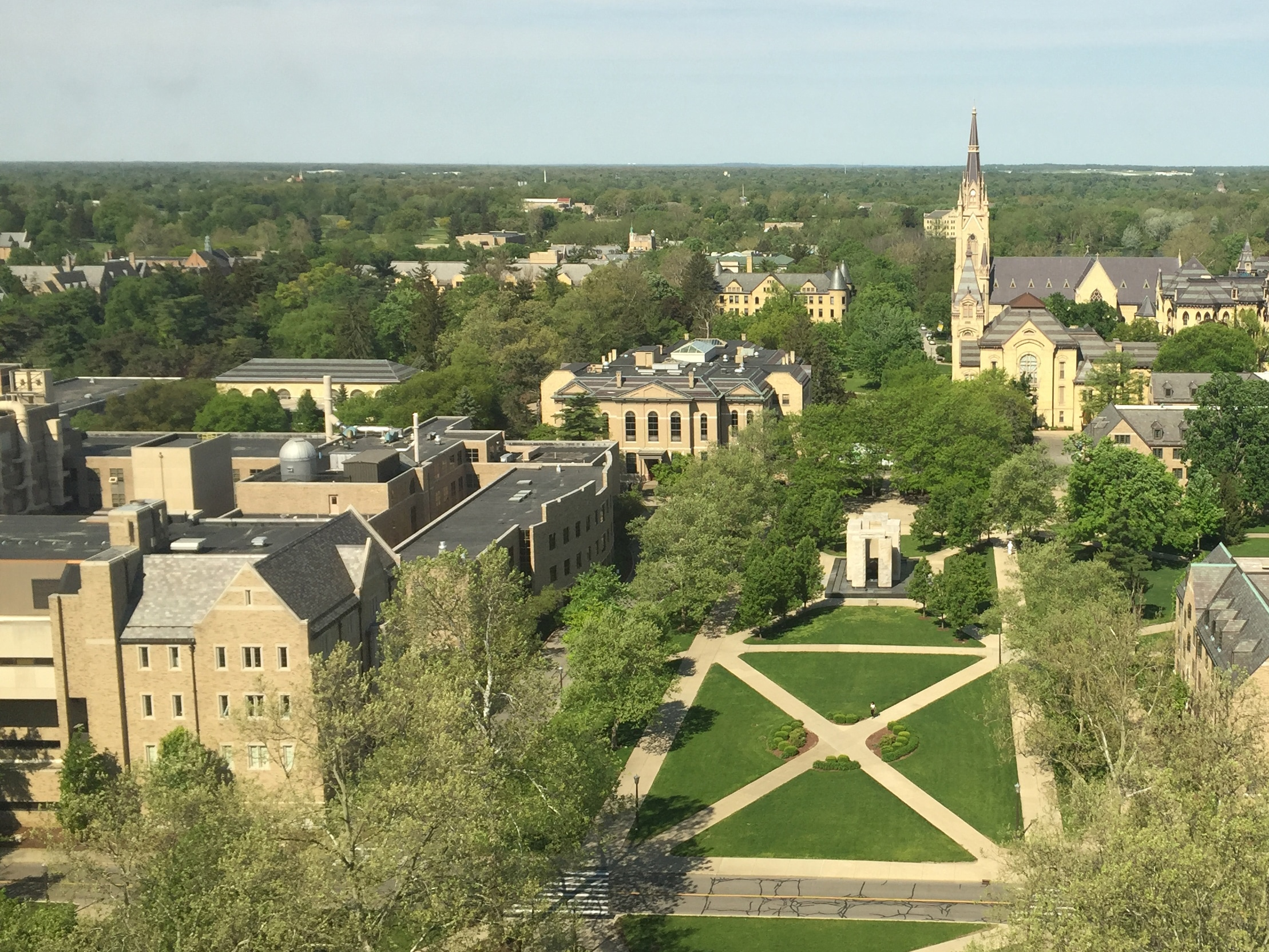 Bradley Company has served as a property manager for University of Notre Dame since 2012, initially managing off-campus single family rental homes for faculty and staff and on-campus apartments for visiting faculty.