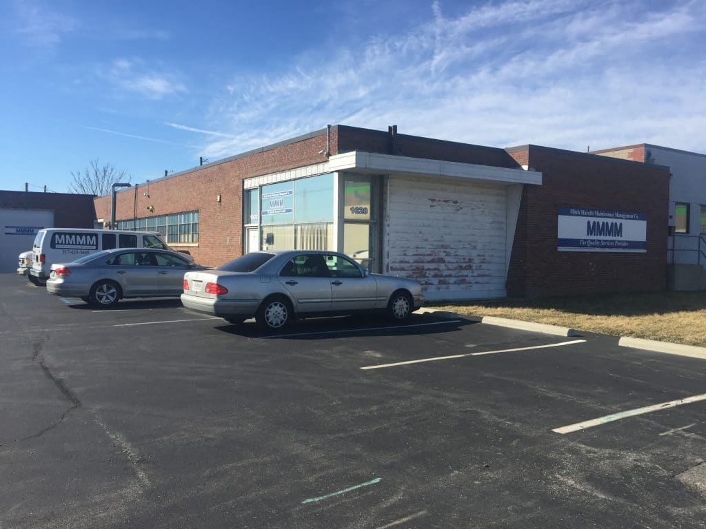 This 8,499 square-foot industrial building in Indianapolis, Indiana came to Bradley Company after the previous listing group had received little interest in the property.