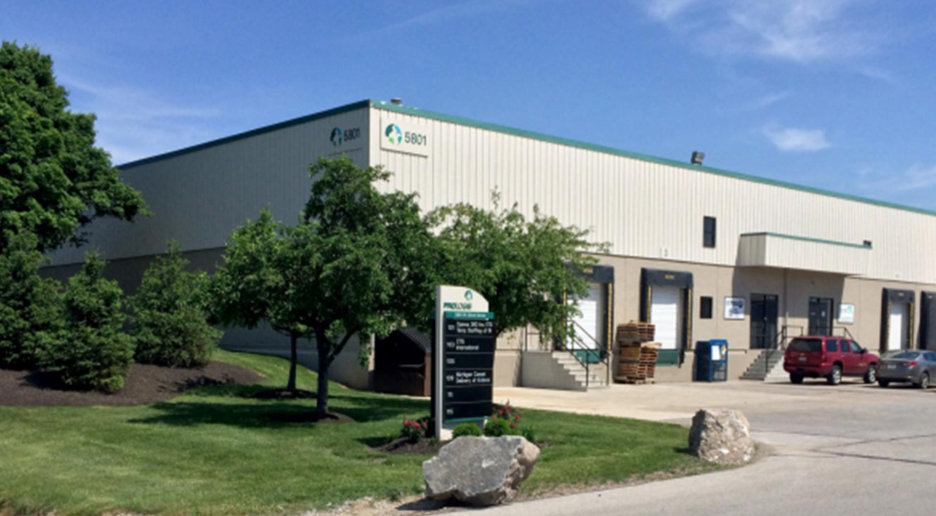 Bradley Company Indianapolis Represents Dock Street Trading Lease Transaction with Prologis in Park 100
