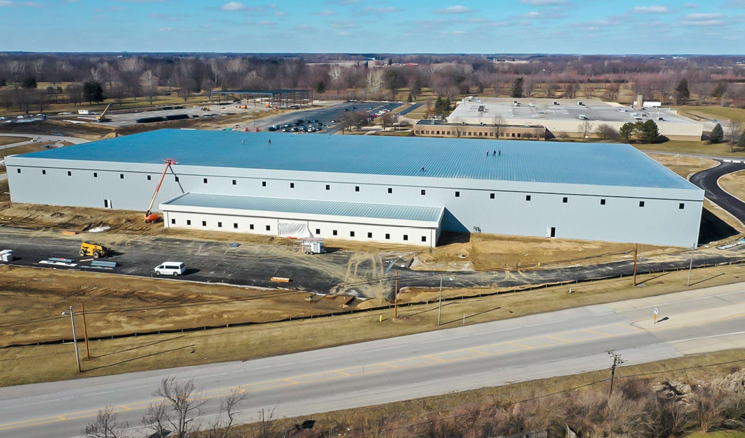 Bradley Company Represents Owner and Finds Tenant for 145,600 SF Industrial Property in New Haven, Indiana